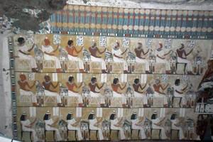 Некрополь Элефантины, Асуан