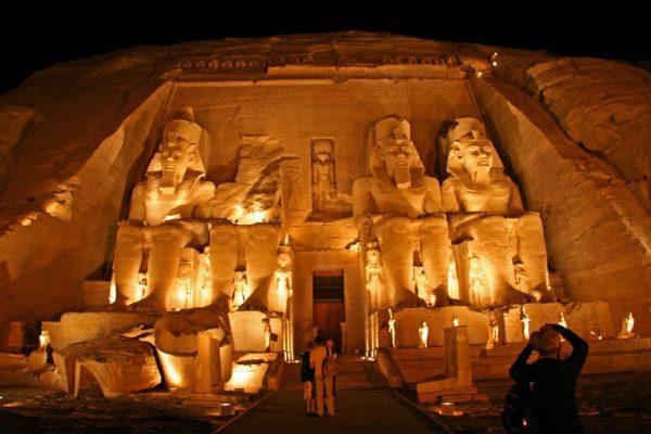 храм рамзеса ii абу симбел
