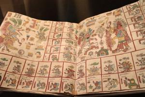Рисунки цивилизации Майя