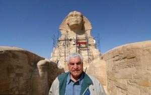Доктор Хавасс, министр древностей Египта