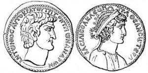 CleopatraandAntonyCoin