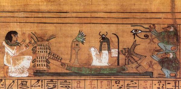 египетская книга мертвых фильм