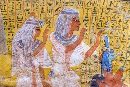 Книга мертвых Древнего Египта фото