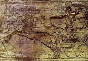 Битва при Кадеш, Рамзес II