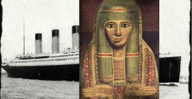 проклятье мумии на титанике