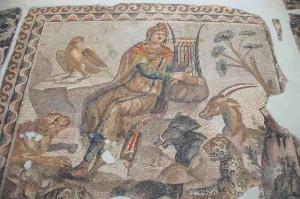 антиохия музей, римская имприя, автор Иона Лендеринг