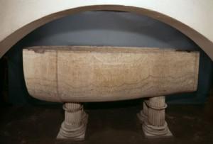 Саркофаг Сети I, Долина Царей