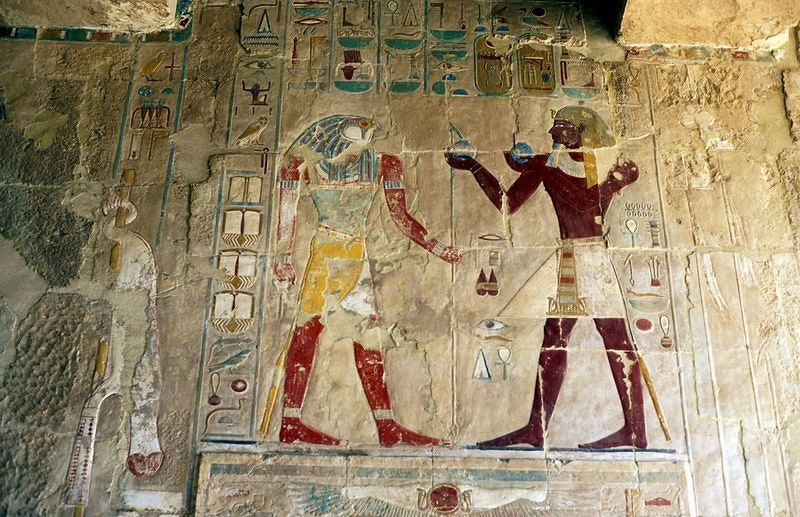 ancient egypt essay example Ancient egypt is characterised by arts that depict the traditions and past events of the country in the form of art the statute of pharaoh menkaure and his.