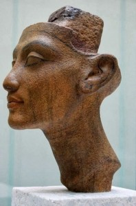 Анхесенамон - супруга Тутанхамона