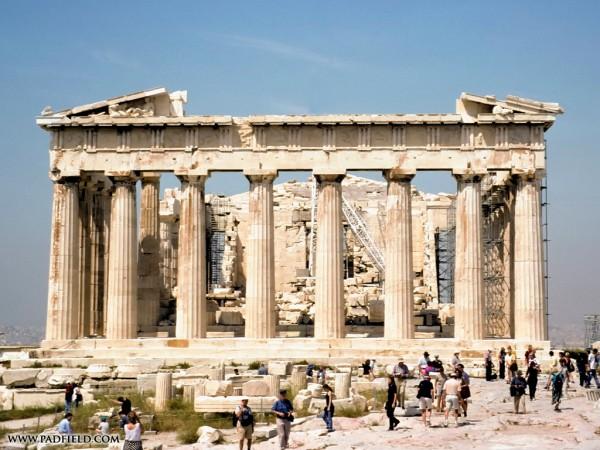храмы древней греции фото