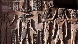 Фараон Древнего Египта Крокодил фото