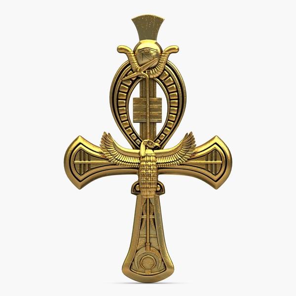 Символ анх Древнего Египта