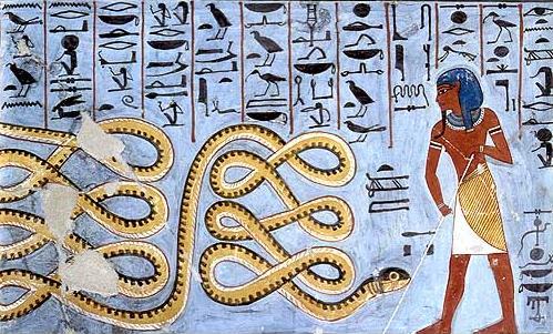Культ Исфет, Древний Египет