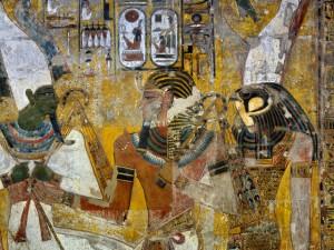 Гробница фараона Сети I, Долина Царей