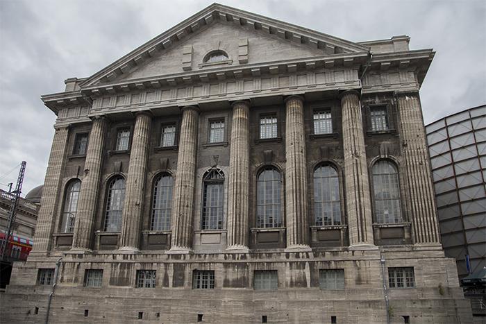 Пергамский музей, Берлин