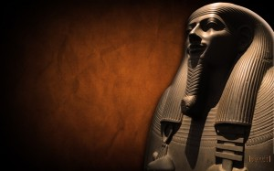 Фараон Древнего Египта фото