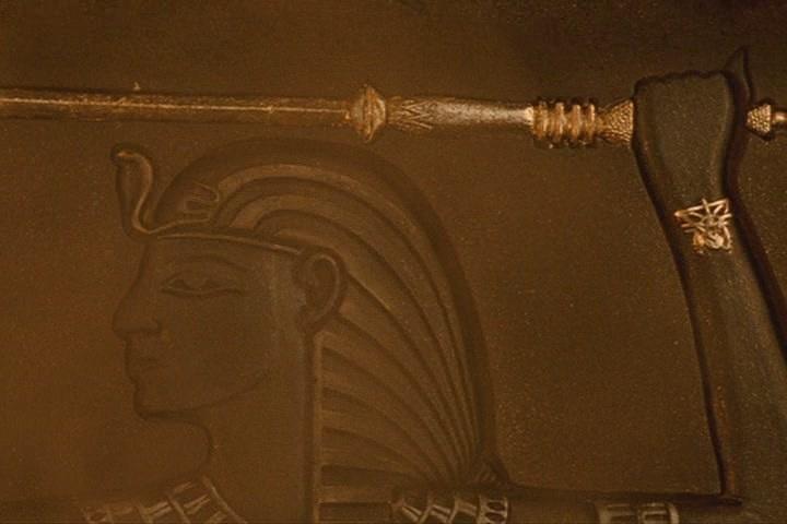 Царь Скорпион древнего Египта