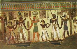 Фараоны Древнего Египта фото