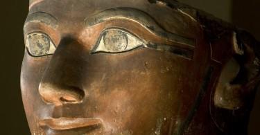 Статуя царицы Хатшепсут, Египетский музей древностей