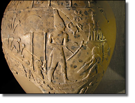 Фараон Скорпион древнего Египта