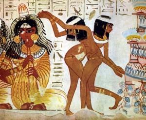 Египетские танцовщицы
