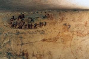 Гробница жреца Хеопса на плато Гизы