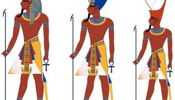 Фараоны Древнего Египта