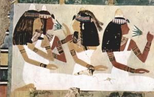Женщины Древнего Египта