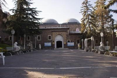 фото Музей анатолических цивилизаций, Анкара (Турция))