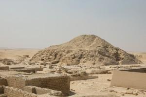 Пирамида фараона Семехмета, Египет фото