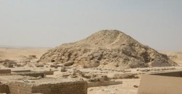 Пирамида фараона Семехмета