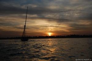 Голубой Нил Египта