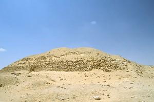 Пирамида фараона Хаба, Египет