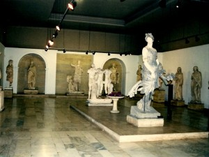 Археологическийфото  музей Анталии, Турция