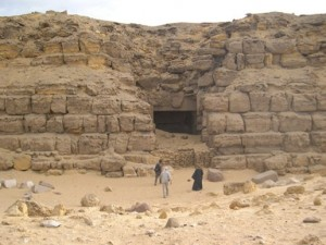 Гробница фараона Египта Шепсескаре фото