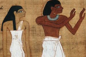 Одежда Древнего Египта. Фото