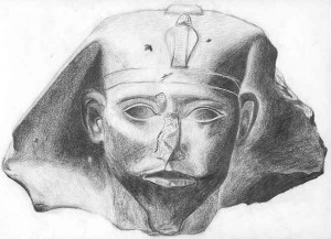 Фараон Египта Джедефра-Ра