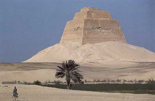 Пирамида Майдум