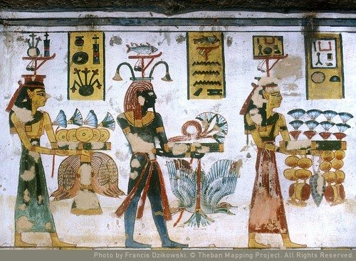 ramses-iii-tomb-valley-of-the-kings Egypt