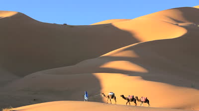 Пустыня Сахара, Ливия фото