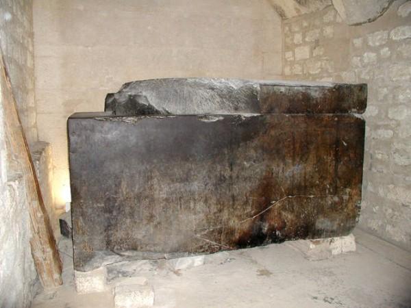 Саркофаг фараона Египта Тети