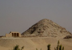 Пирамида Египта фараона Неферфера Фараон Египта Неферефрафото
