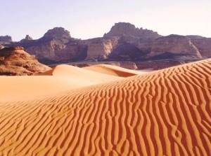 Пустыня Ливии - Сахара