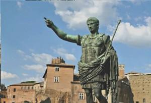 Император Октавиан Август фото