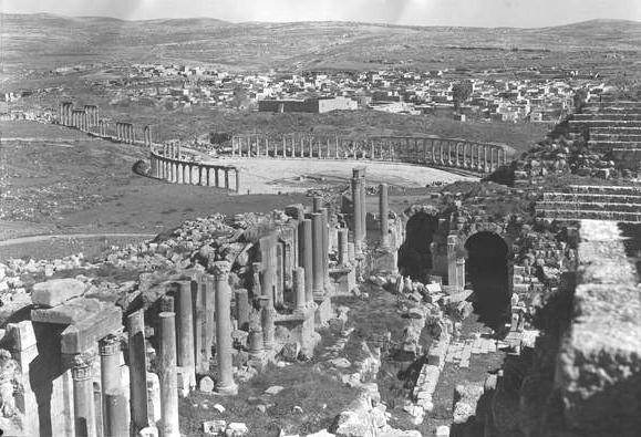 Древние города Ливии фото