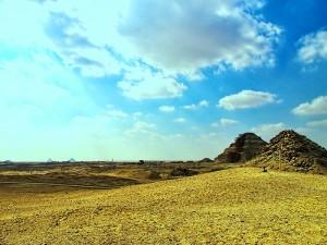 Пирамида фараона Египта Меренра II