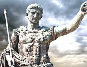 Октавиан Август, Рим фото
