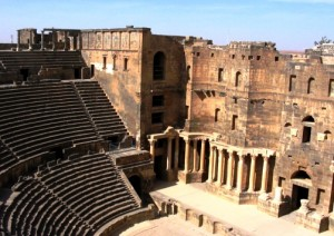 Театр Борсы, Ассирия фото