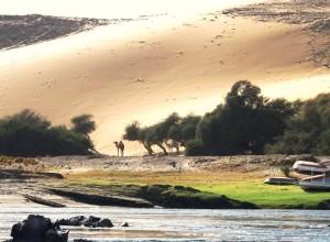 Пороги Нила, Египет фото