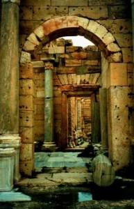Лептис-Магна, Ливия фото